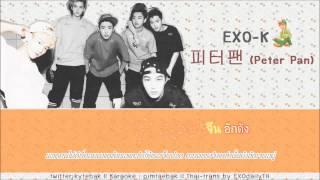 Thaisub Karaoke Peter Pan EXO K by pimtaebak