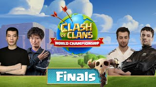 World Championship #6 Qualifier FINALS - Clash of Clans