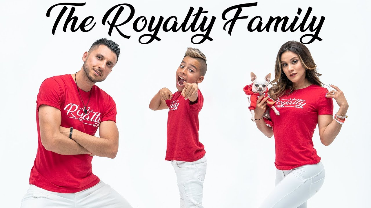 Welcome To The Royalty Family Youtube