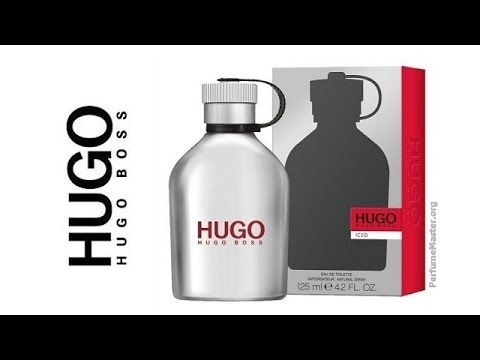 be30a02bad Hugo Boss Hugo Iced Fragrance - YouTube