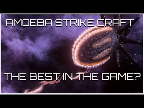 Stellaris Mechanics Amoeba Strike Craft The Lethal Joke Weapon