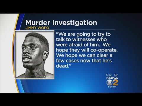 Sources: Slain Pittsburgh Rapper Jimmy Wopo Investigated For Ties To Other Homicides
