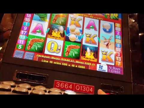 Outback Downunder Slot Machine - Play Now with No Downloads