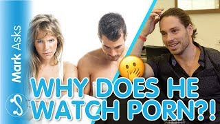 Husband Watches Porn! Why Men Watch Porn And What To Do About It.
