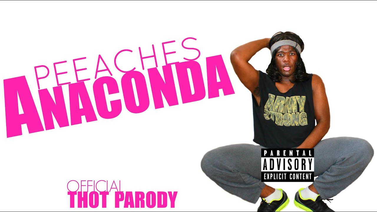 Nicki Minaj Anaconda Parody Sub ita - YouTube