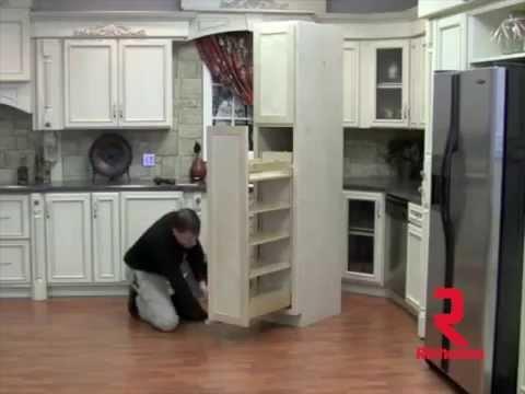 Montage garde manger coulissant en bois anglais youtube - Fabriquer un tiroir coulissant ...