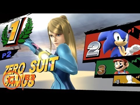 Super Smash Bros for Wii U Wii Fit Trainer Gameplay - E3 ...