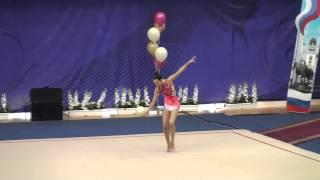 Павлова Мария, мяч. Чемпионат России 2015, Пенза