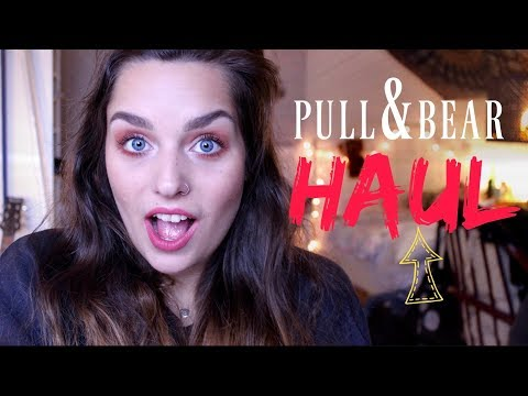 💸 TRY ON FASHION HAUL / / Pull&Bear
