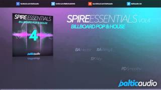 Spire Essentials Vol 4: Billboard Pop & House (64 Spire presets, 40+ MIDI files)