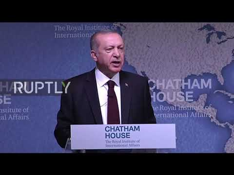 UK: US has 'lost its mediator role in Middle East' – Erdogan on Jerusalem embassy move