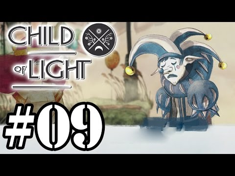 Child of Light [PT-BR] - Parte 9 - Tristis, o Palhaço Triste