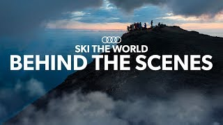 THE INTRO  |  BEHIND THE SCENES  |  SKI THE WORLD