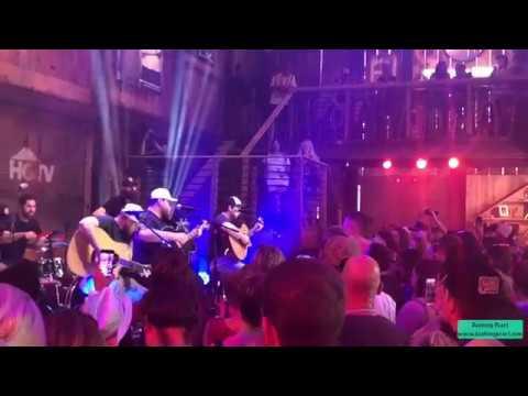 "Luke Combs | ""Beautiful Crazy"" | Fan Club Party 2018"