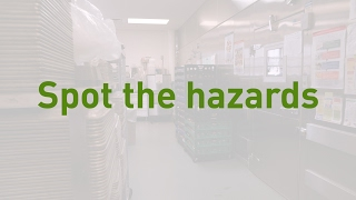 Spot The Hazards: Kitchen Walkthrough