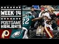 Download Redskins vs. Eagles | NFL Week 14 Game Highlights