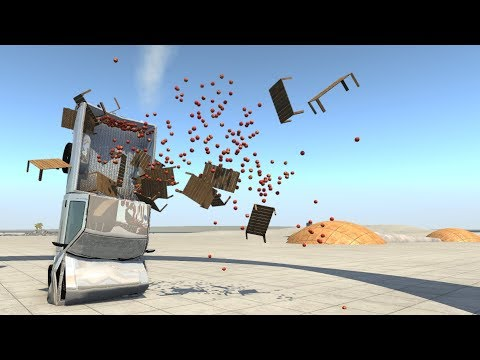 BeamNG.drive - Produce Crate