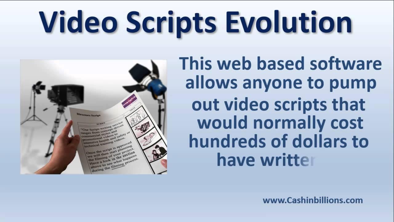 Videoscript review | Video scripts | Auto script writer