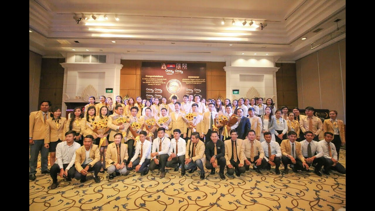 CENTURY21 Cambodia Family our Offices activities