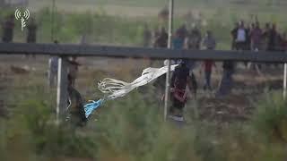 Беспорядки на границе сектора Газы. 25.05.2018