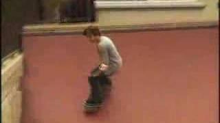 Ryan Sheckler's backyard skatepark