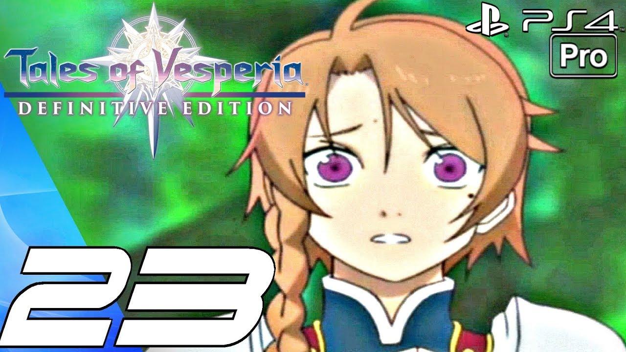 tales of vesperia definitive edition xbox one x vs ps4 pro