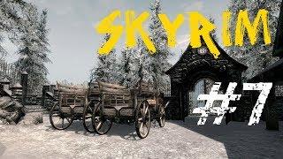 #7 Skyrim Прохождение - PS4