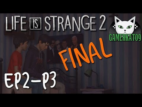 (P3 FINAL) Let's Play - Life is Strange 2 - Ep2 Rules [BLIND] - Mom's Room thumbnail