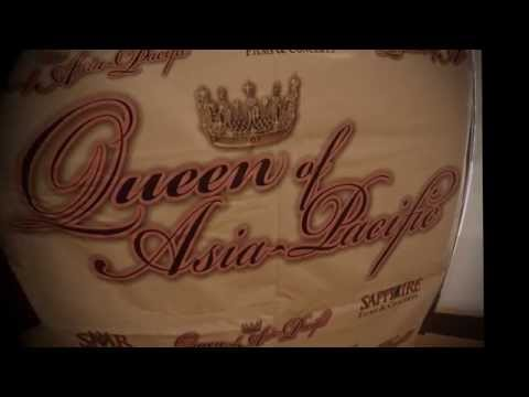 Queen Of Asia Pacific talent competition
