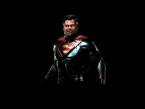 George Newbern as Superman in Injustice 2