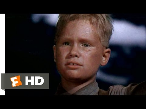 Shane, Come Back!  Shane 88 Movie CLIP 1953 HD