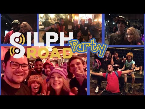 MEETING POKEMON GO YOUTUBERS! Silph Road Go Fest After Party 2018! thumbnail