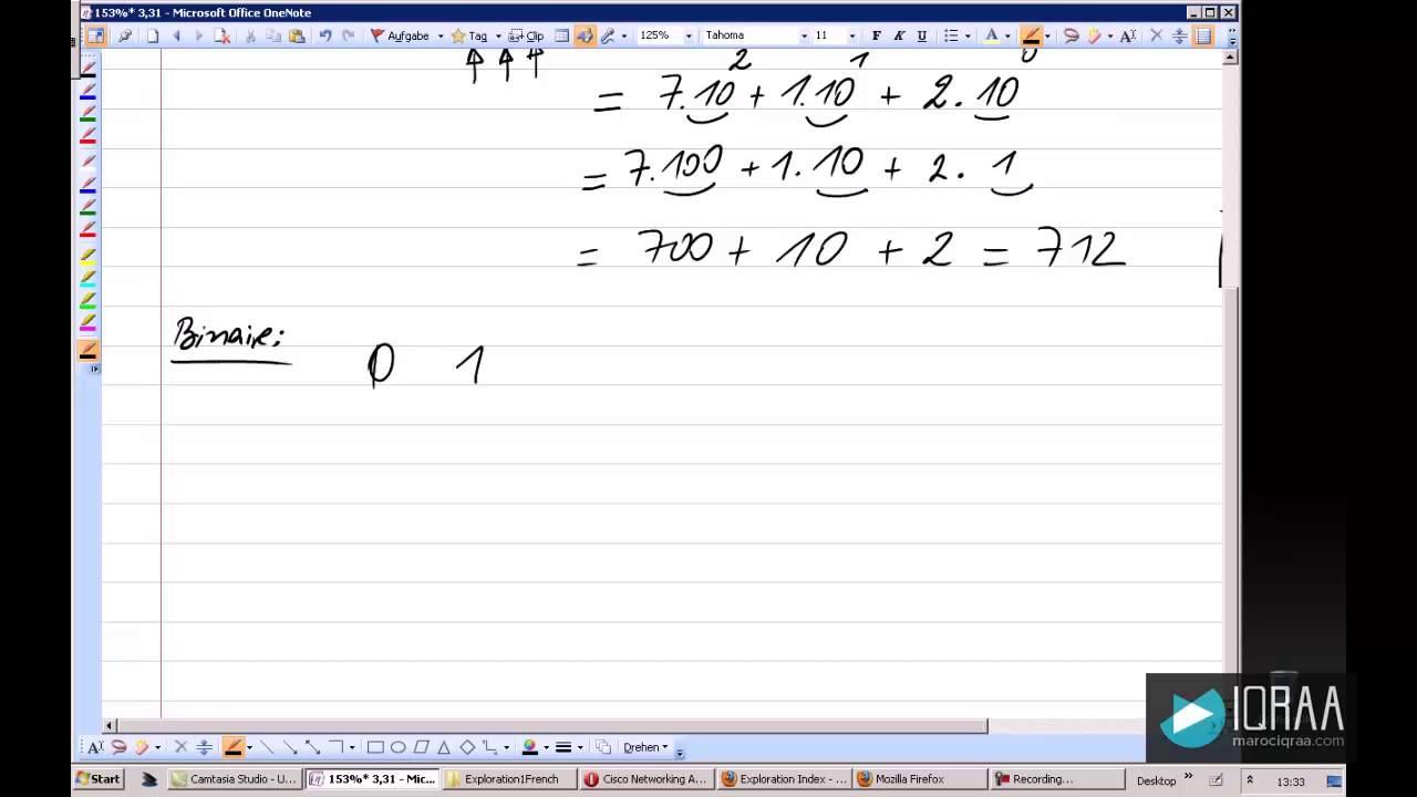 Binary System Binaire Youtube