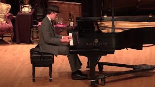 """John Beggs performing """"The World is Waiting for the Sunrise"""" by Ernest Seitz (1918)"""