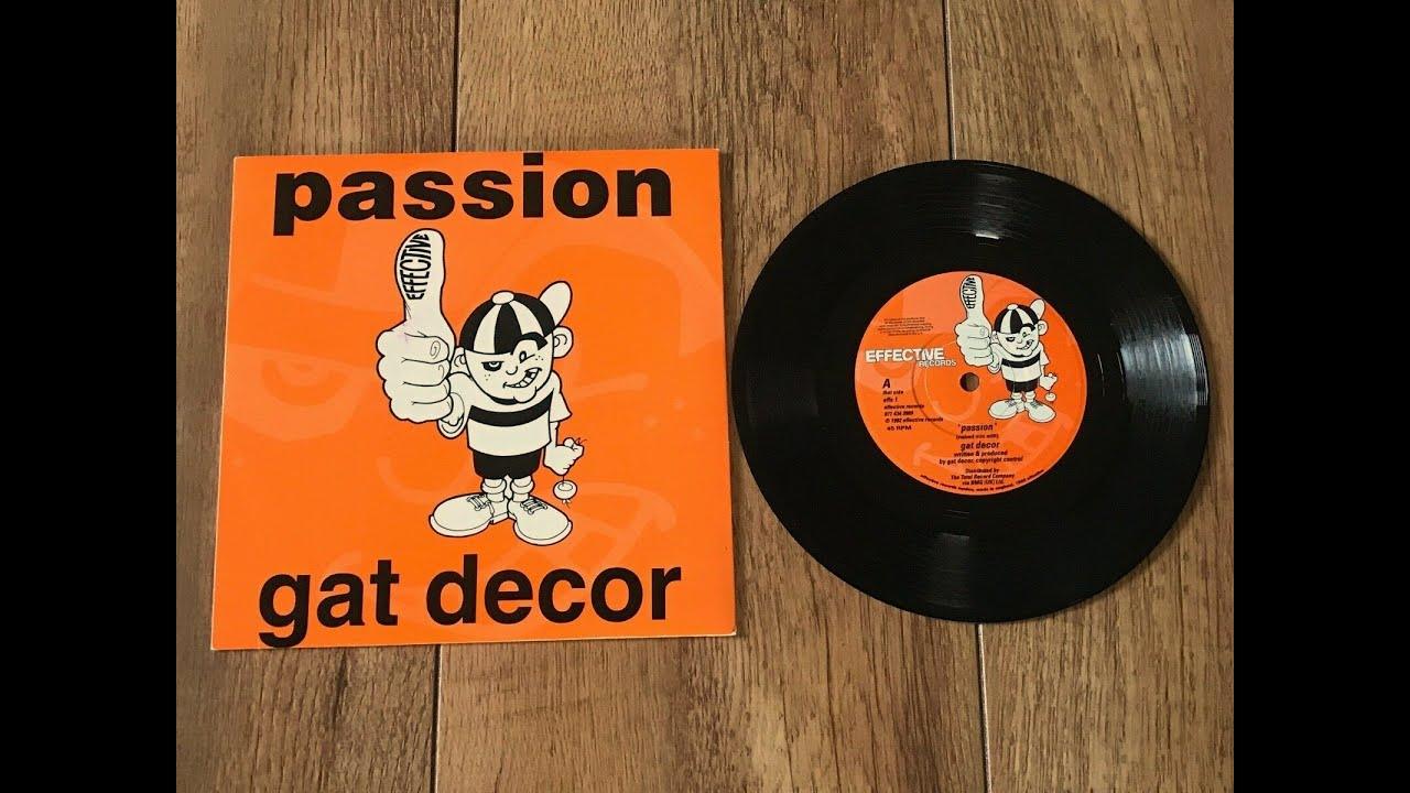 Gat Decor - Passion (Naked Mix) [1992] - YouTube