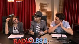 """Radio 88.8: Vũ Cát Tường - """"Người yêu tôi phải đẹp trai hơn Will"""" (Tập 8 - P.2)"""