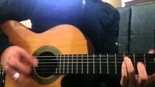 Giấc mơ của anh (Mr Siro) guitar cover - Mr Sida