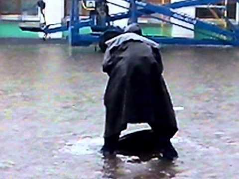 Потоп жд вокзала