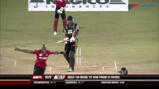 Guyana v Trinidad & Tobago [Nagico Super50 2015 Finals Highlights]