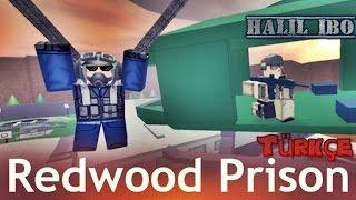 Roblox English Redwood Prison Campaña aérea en prisión