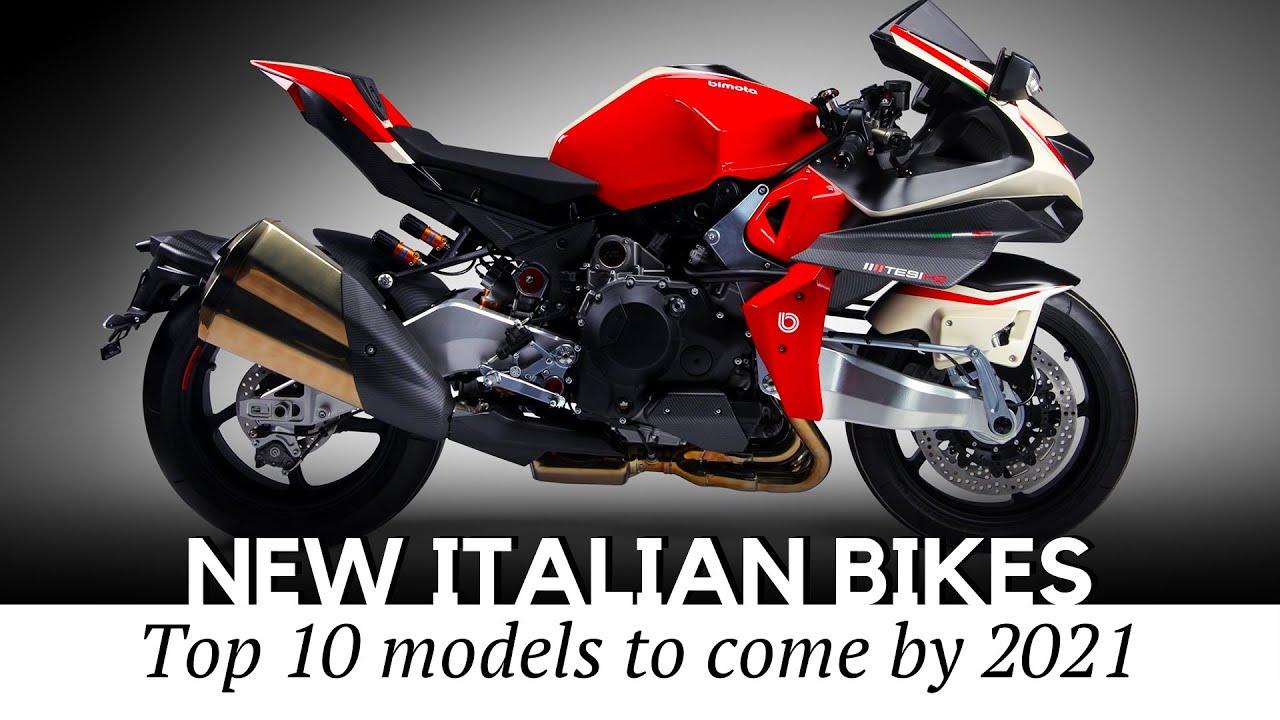 New 2021 Ducati Multistrada Motorcycles- Italian Brand Motorcycles of Year