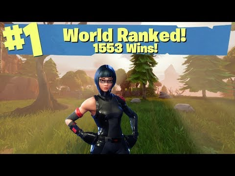 New Patch Today! - #1 World Ranked - 1553 Solo Wins - Sponsor Goal 742/800