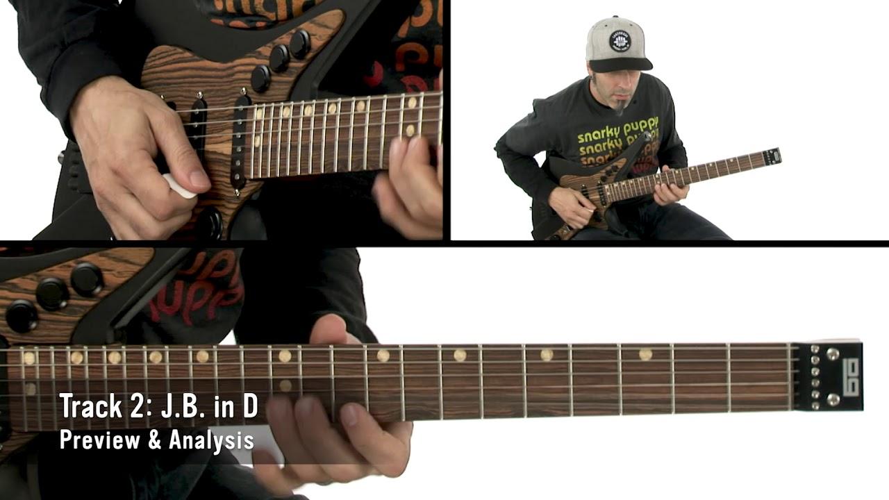 Funk Guitar Lesson : funk guitar lesson track 2 j b in d overview chris buono youtube ~ Hamham.info Haus und Dekorationen