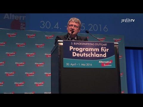 Bericht: AfD-Bundesparteitag in Stuttgart