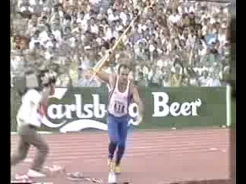 Roald Bradstock 1987 World Champs