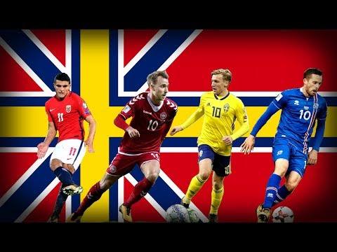 "If ""Team Scandinavia"" entered the World Cup 2018 