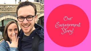 OUR DISNEY ENGAGEMENT STORY!