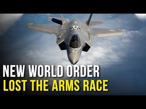 The New World Order just lost the arms race!