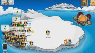 Tipping the Iceberg in Club Penguin, after 12 years
