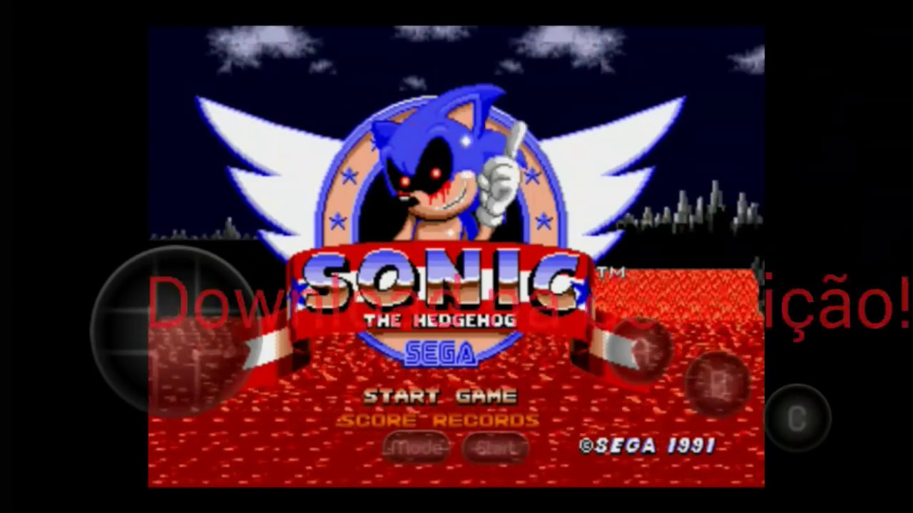 Download sonic exe android -  Gameplay Sonic Exe No Android Download